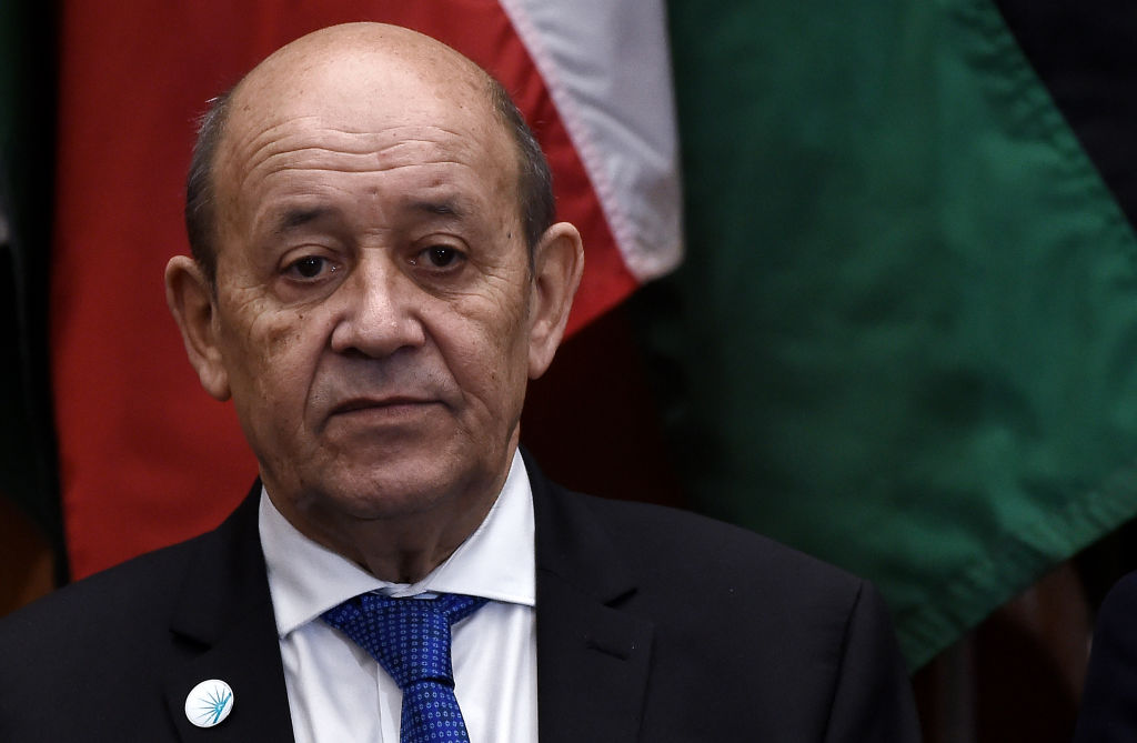 French Foreign Affairs Minister Jean-Yves Le Drian announced the evacuation.