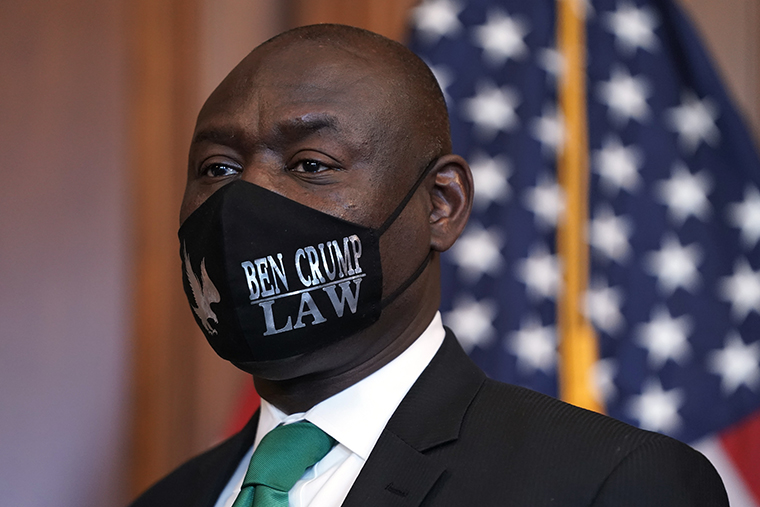 Attorney Benjamin Crump