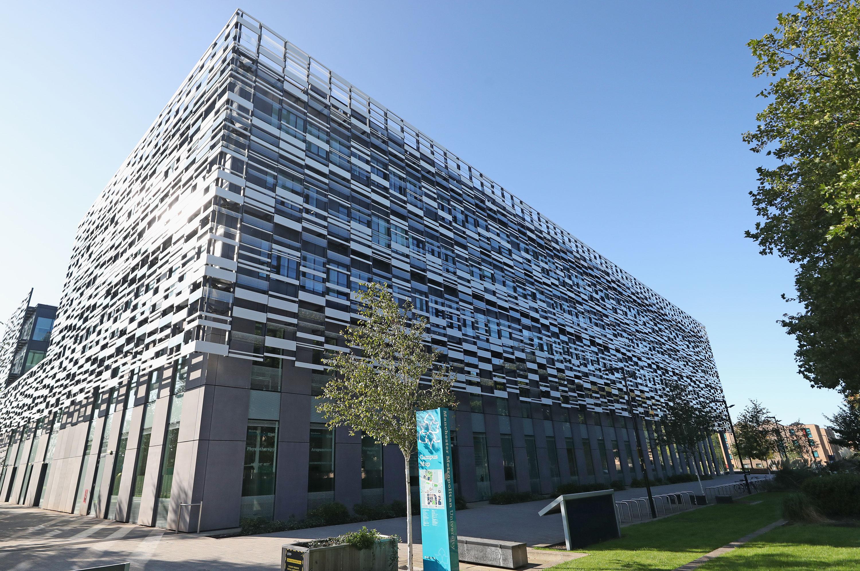 Manchester Metropolitan University's campus