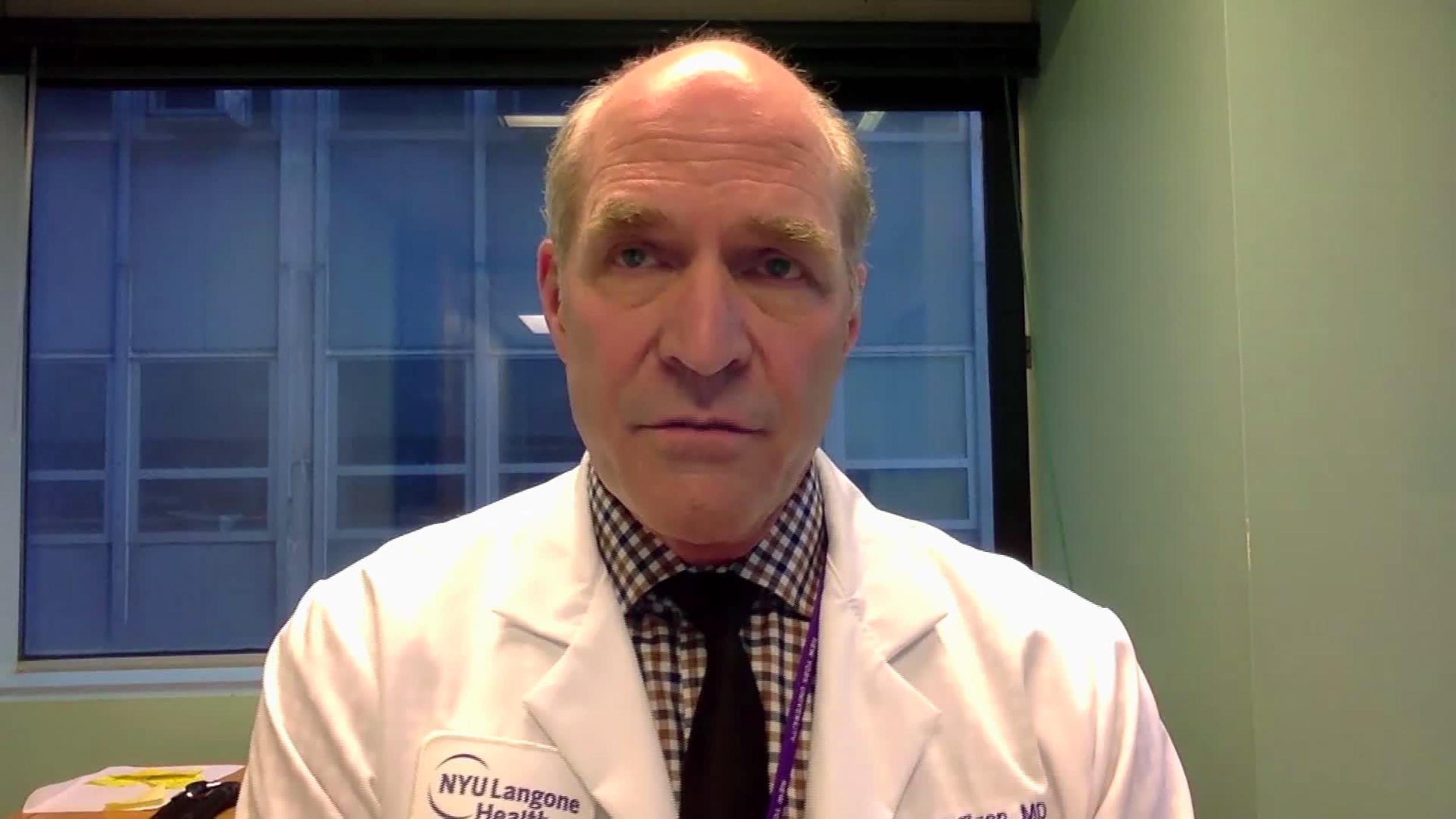 Dr. Mark Mulligan.