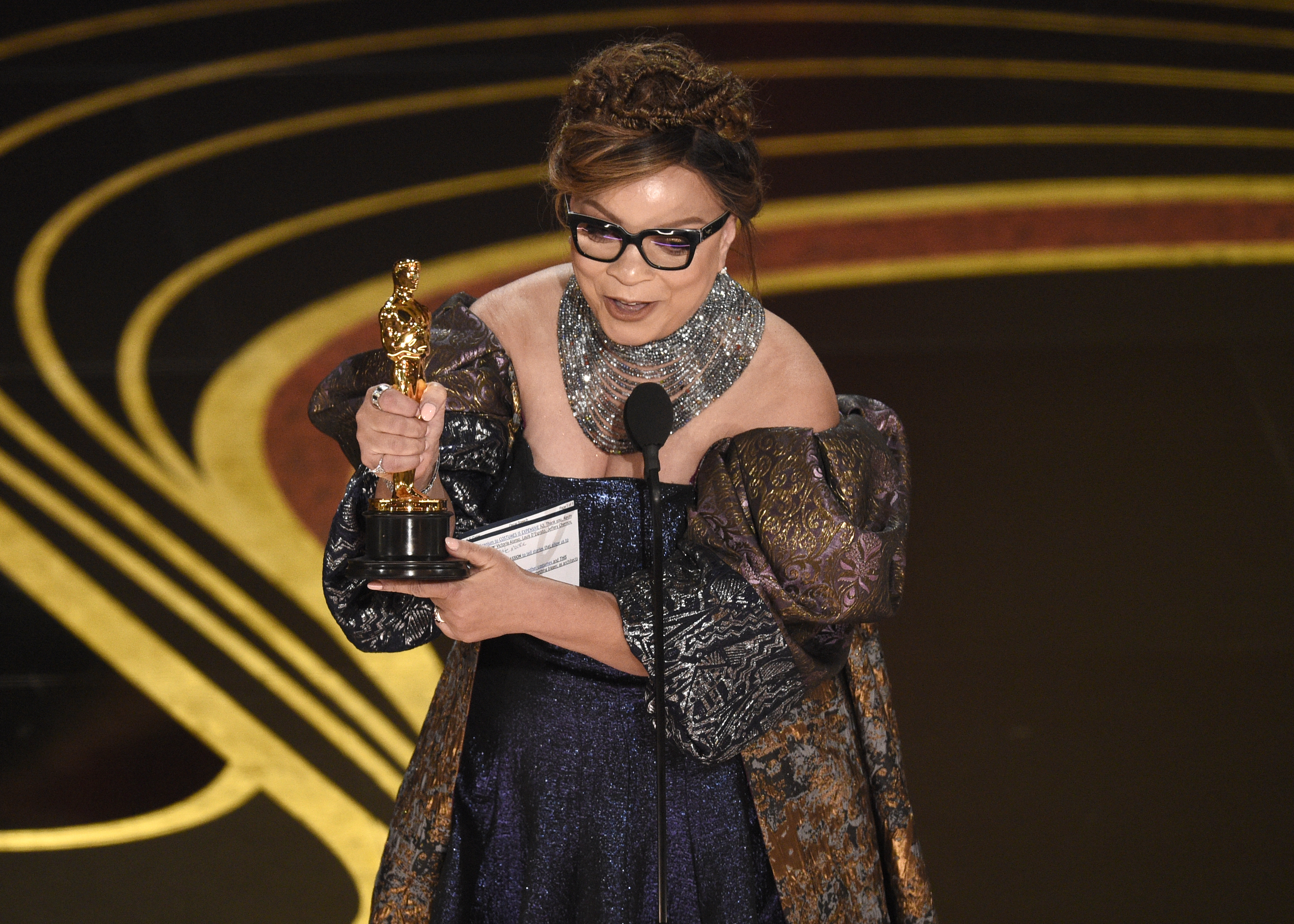 21 Ruth Carter Makes History With Costume Design Win