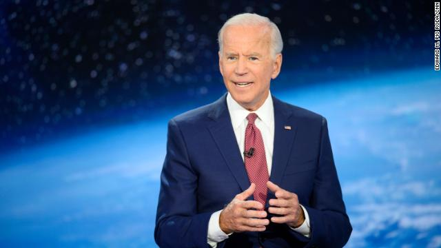 Biden misses an opportunity