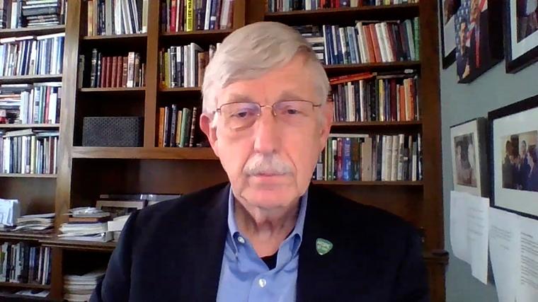 NIH DirectorDr. Francis Collins