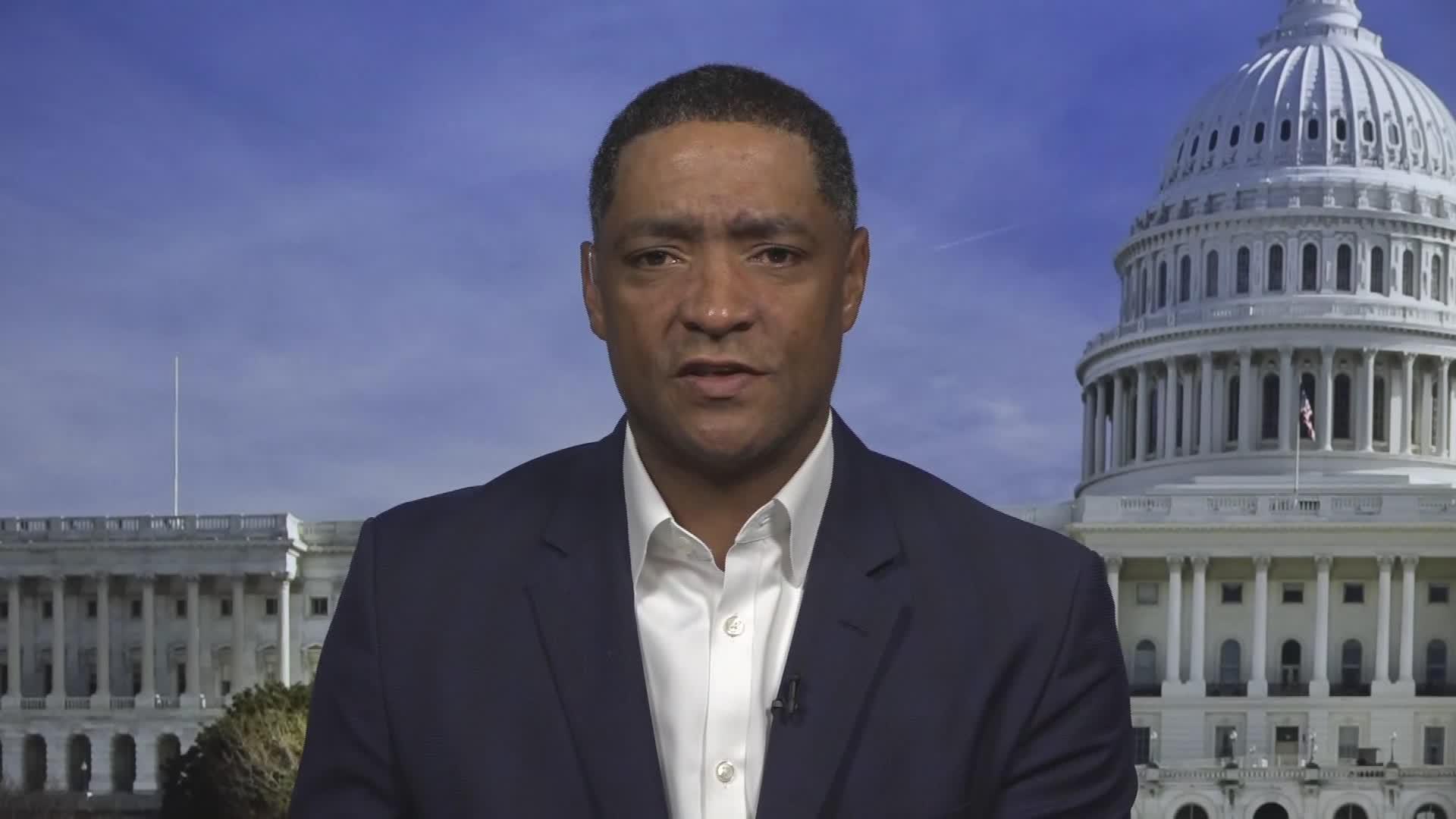 "Rep. Cedric Richmond, a Democrat from Louisiana, on CNN's ""New Day"" on June 11."