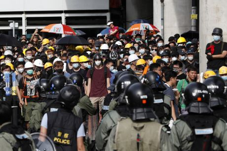 Organizer: 288,000 people protested in Yuen Long