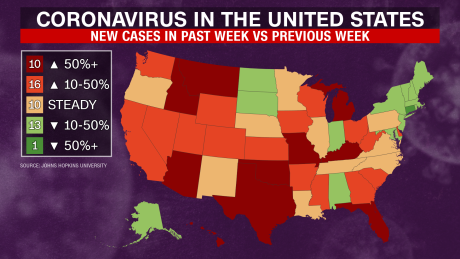 June 24 Coronavirus News