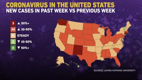 October 19 Coronavirus News