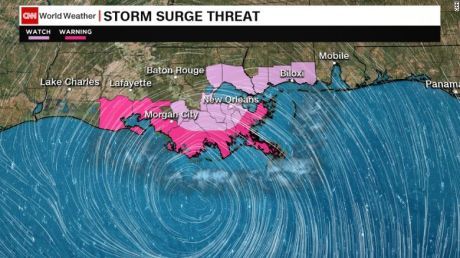 Live updates: Tropical Storm Barry - CNN