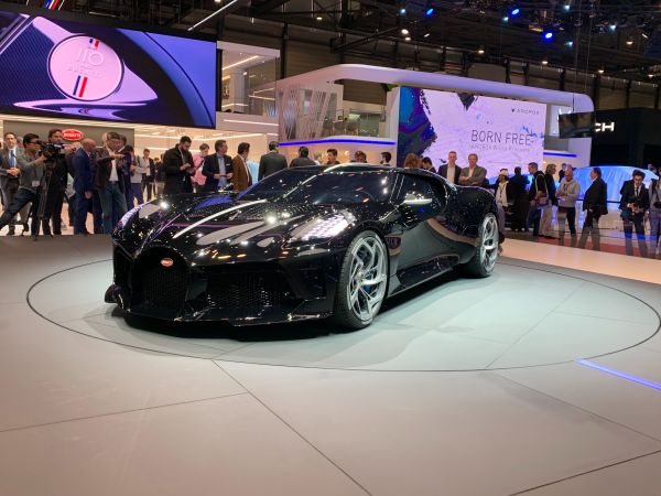 This 19 Million Bugatti Is The Most Expensive New Car Ever Sold