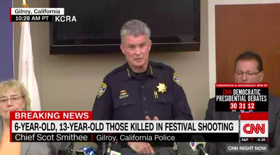Live: Gilroy Garlic Festival shooting - CNN