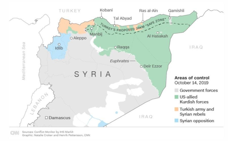 Turkey-Syria crisis: Five-day \