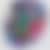 """Self-Portrait (Wheel of Fortune)"" (2017) by Alex Israel"