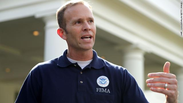 FEMA Director Brock Long.