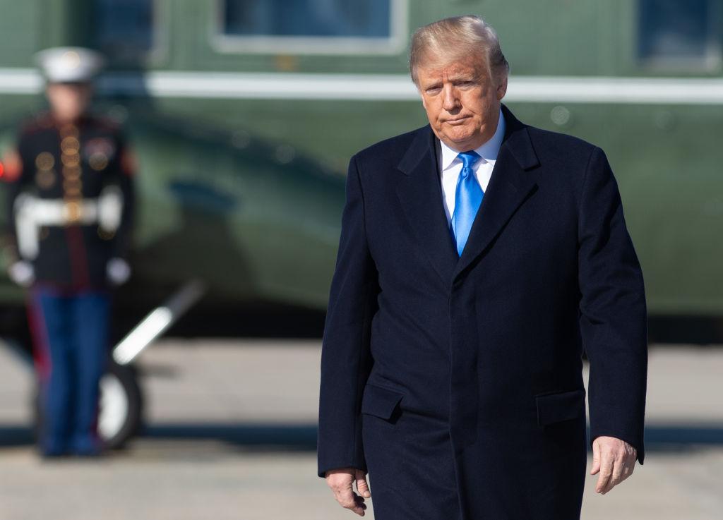 (SAUL LOEB/AFP/Getty Images)
