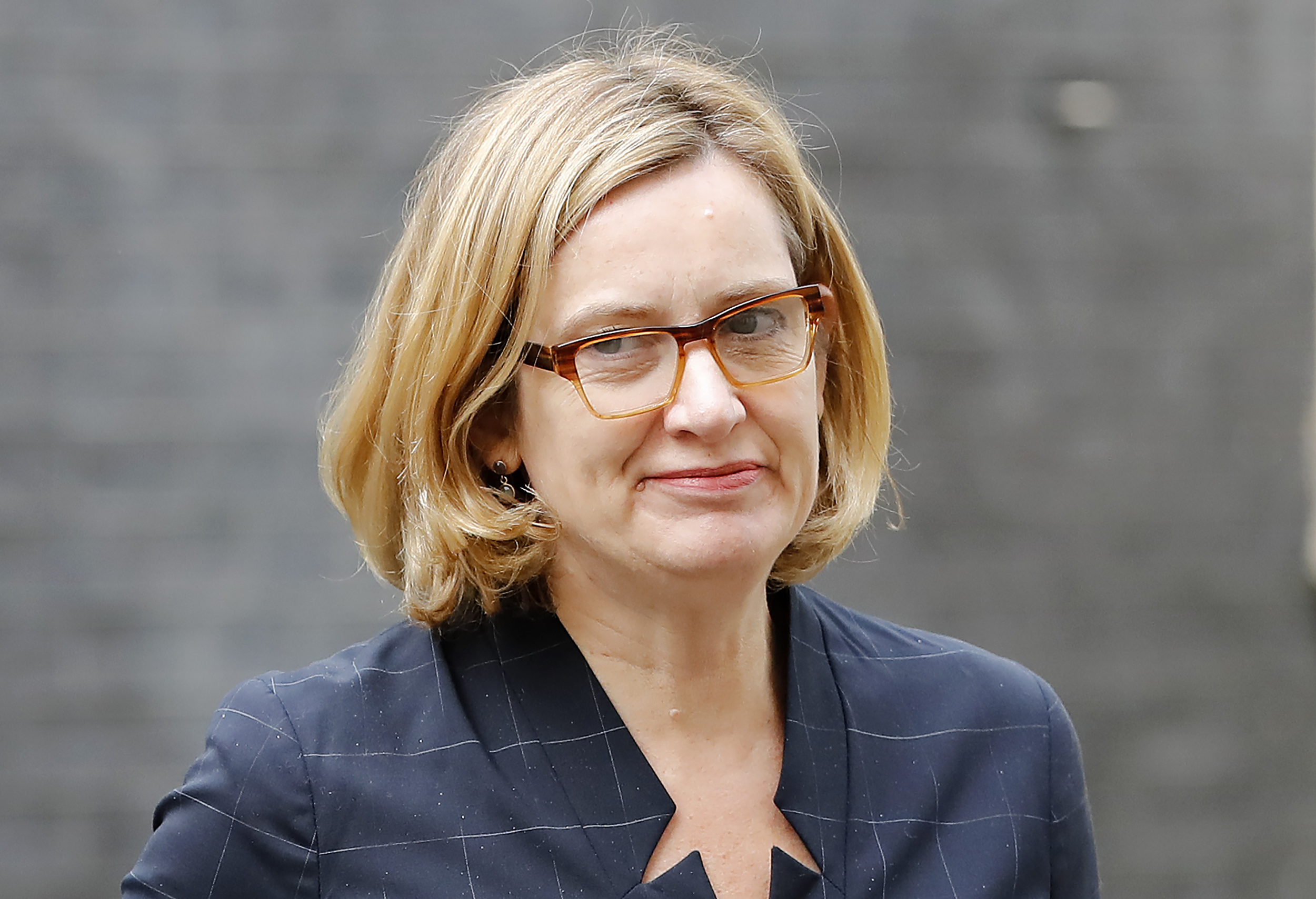 Amber Rudd returns to the Cabinet as Work and Pensions Secretary