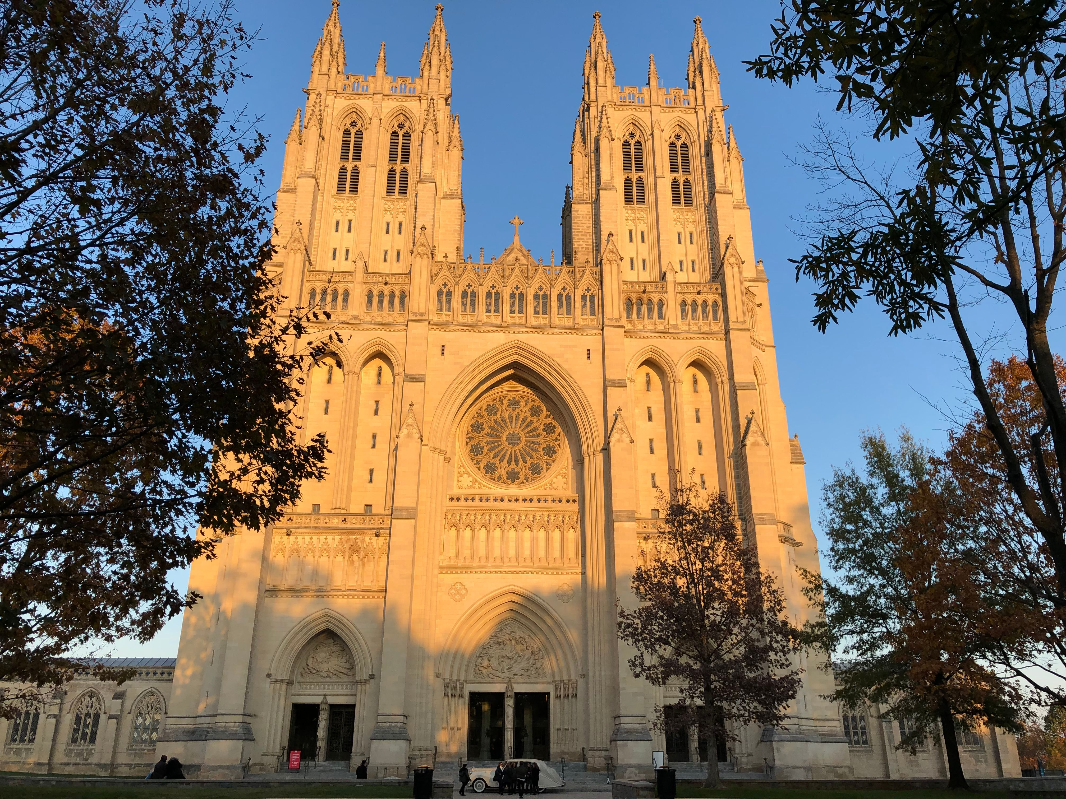 Bush's funeral will begin at 11 a.m. ET at Washington National Cathedral