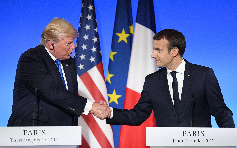 ALAIN JOCARD/AFP/Getty Images