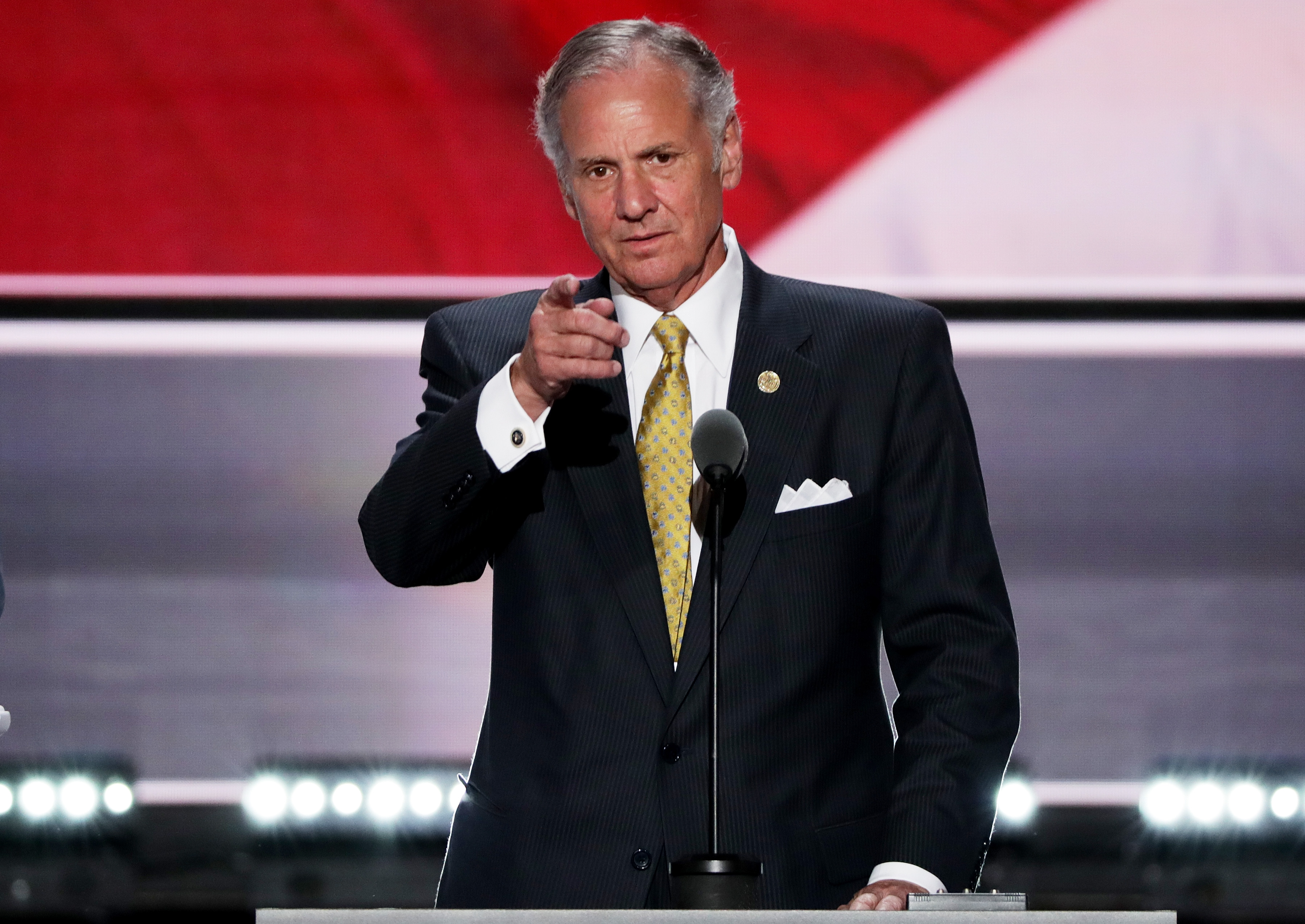 Henry McMaster in 2016