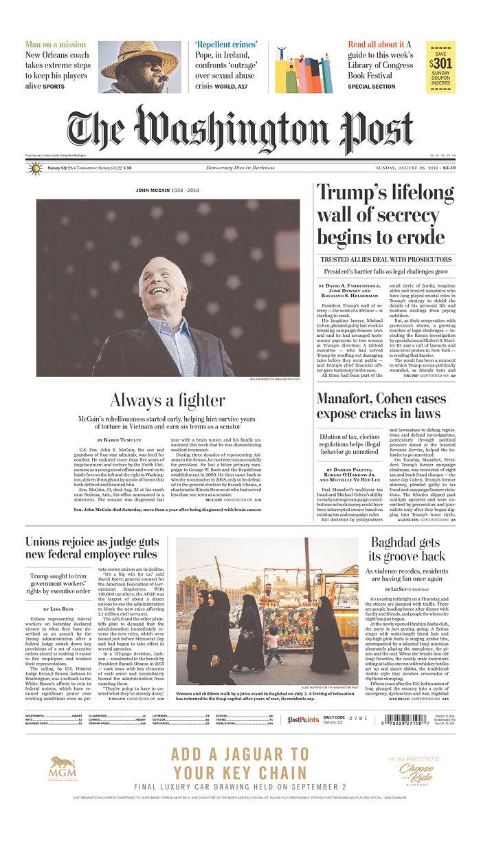 The Washington Post/Newseum