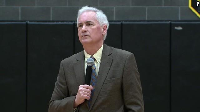Republican Congressman Tom McClintock