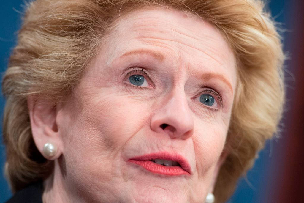 Sen. Debbie Stabenow, D-Michigan