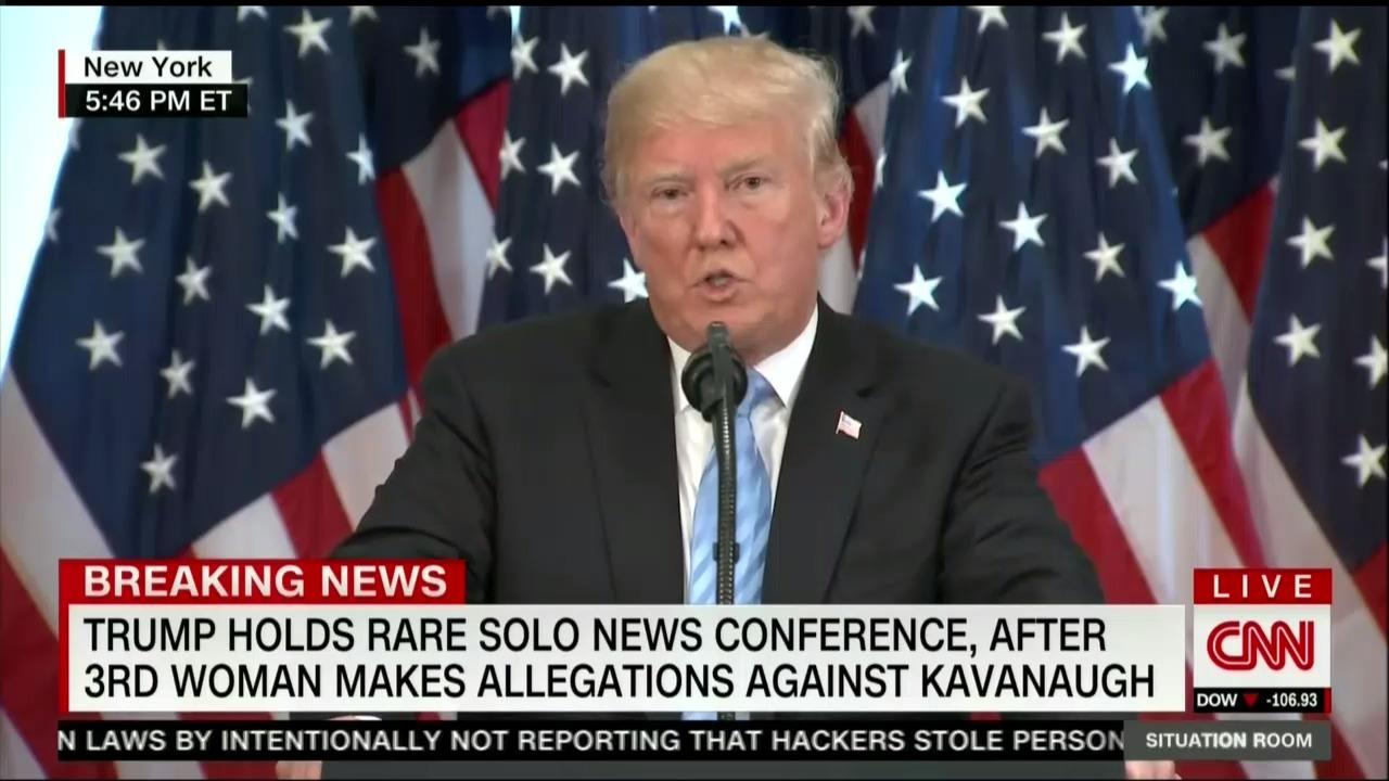 Usa News Live >> Live President Trump Holds A Rare News Conference Cnnpolitics
