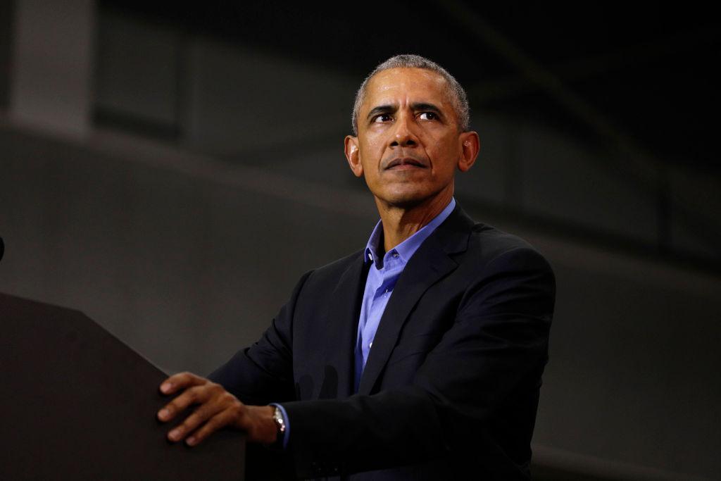Former President Barack Obama