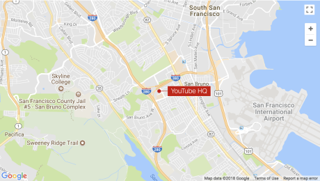 3 hurt, 1 dead in shooting at YouTube headquarters