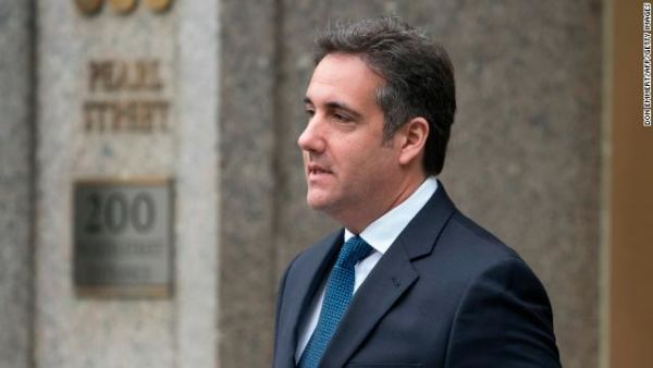 Live Michael Cohen Pleads Guilty To 8 Counts Cnnpolitics