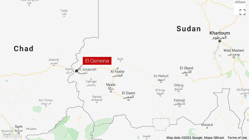 More than 50 dead as rival groups clash in Sudan's West Darfur, medics say thumbnail