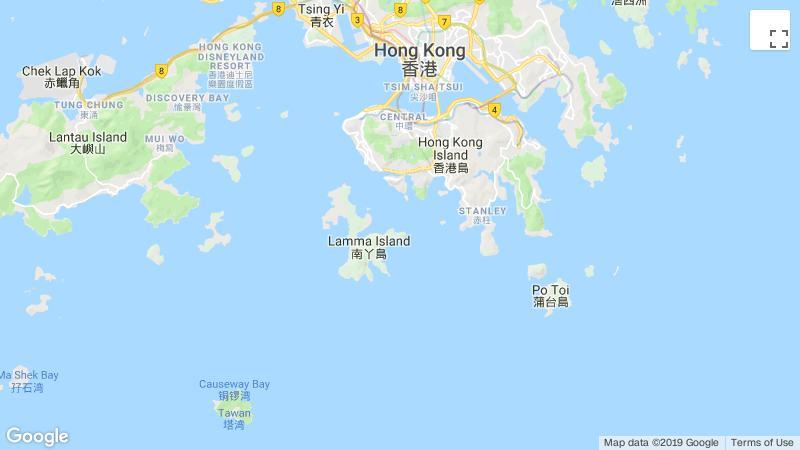 One dead in Hong Kong oil tanker fire