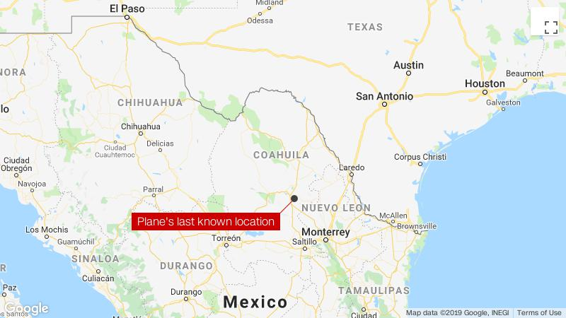 No survivors found in Mexico crash of jet carrying 13 people