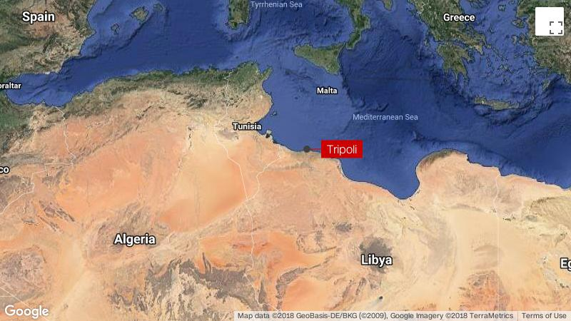 5 dead in attack on foreign ministry building in Tripoli