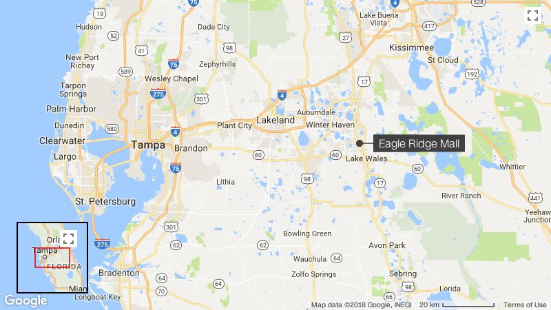 Map Of Florida Mall.Fbi Says Marine Flares Not Pipe Bombs Ignited At Florida Mall Cnn