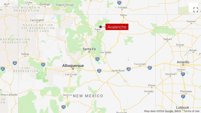New Mexico avalanche: 1 killed at ski resort - CNN on