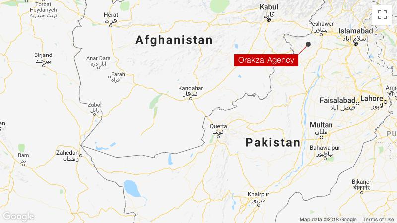 25 killed, 50 injured in Orakzai market blast
