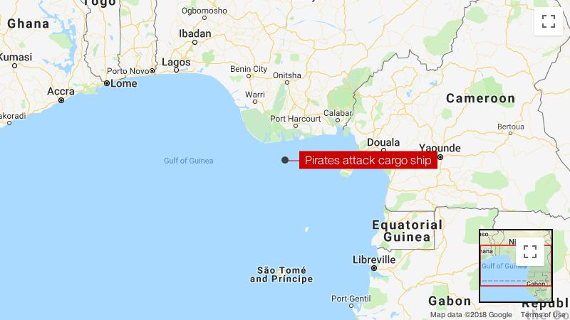 Nigeria launches search and rescue mission with Interpol for kidnapped crew