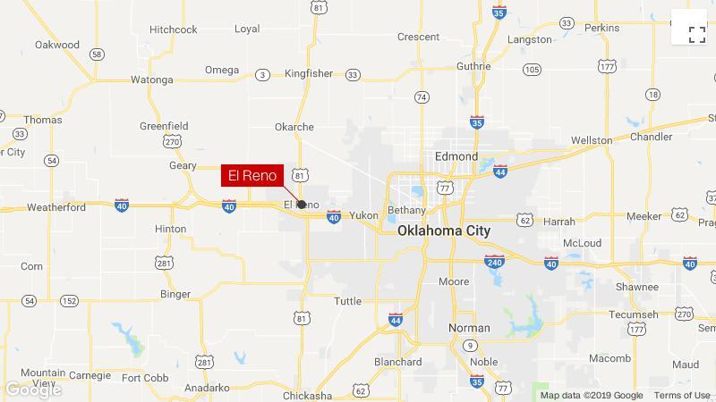 El Reno Oklahoma >> Oklahoma Severe Weather Six People Dead 92 Injuries