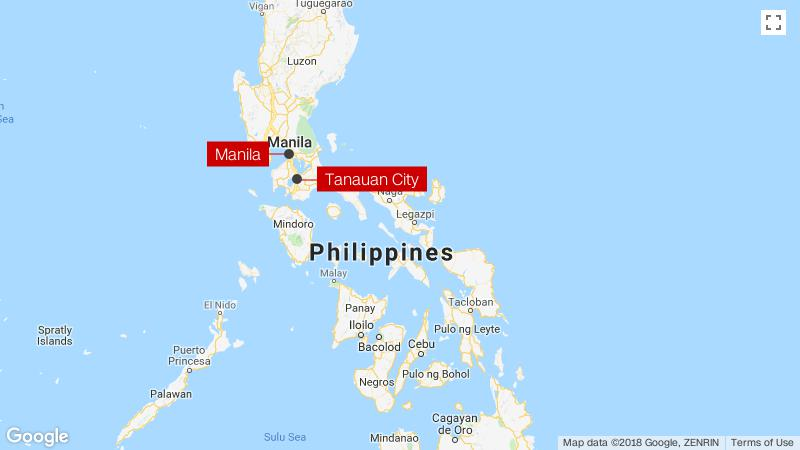 Duterte suspects Tanauan mayor killed due to drug links