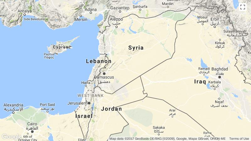 Israel strikes military site near Damascus, Syria\'s state-run news ...