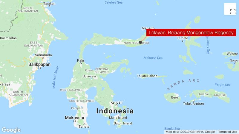 One dead, over 60 buried in gold mine collapse in Indonesia