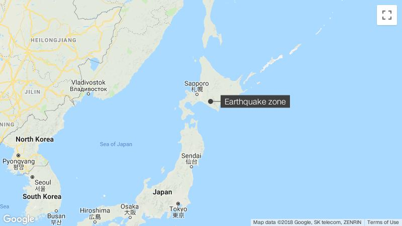Japan Earthquake Death Toll Rises After Devastating Tremor Cnn