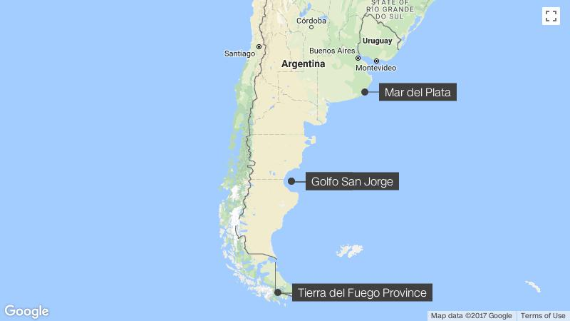 Argentinas missing submarine What we know CNN