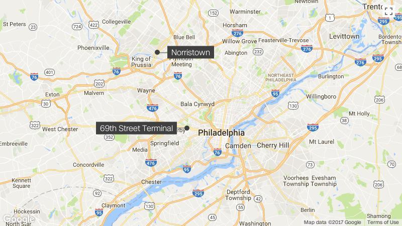 Dozens Injured In Highspeed Train Incident Outside Philadelphia CNN - Philly train map