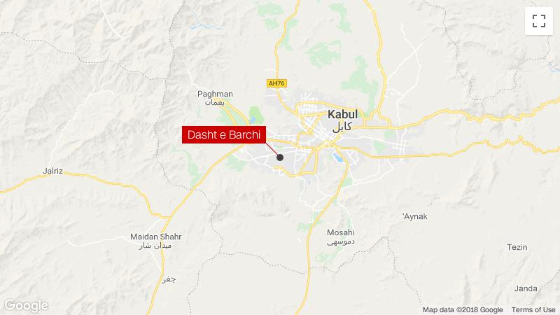Gunmen attack intelligence service center in Afghan capital Kabul
