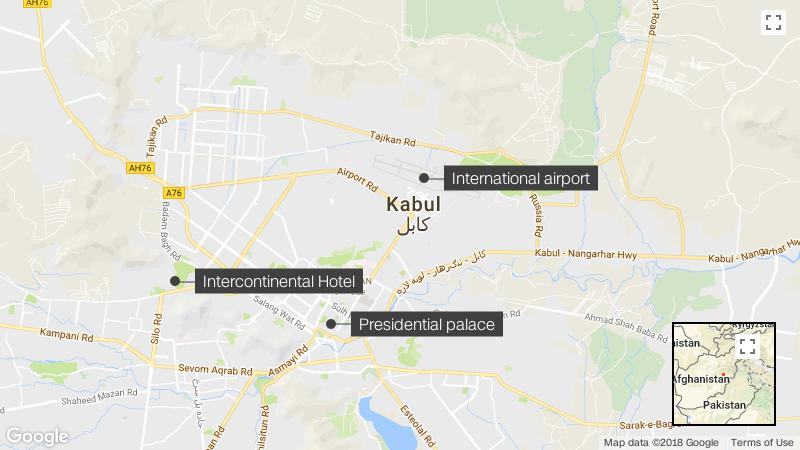 Kabul Intercontinental Hotel attacked by gunmen CNN