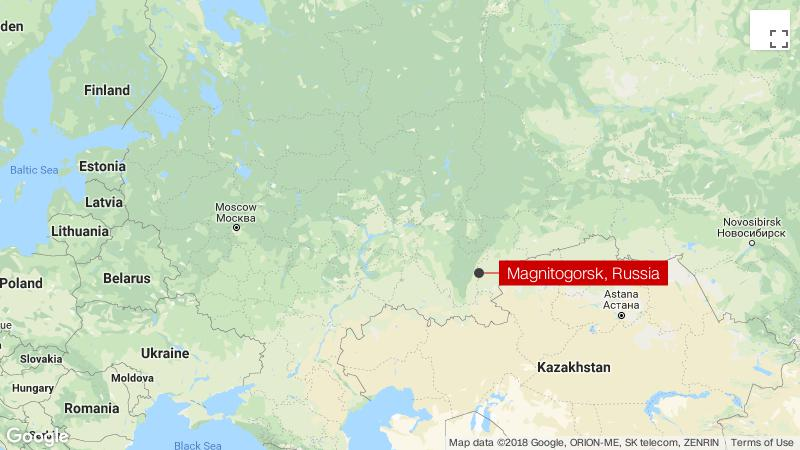 Apartment block blast kills three in Russian Federation