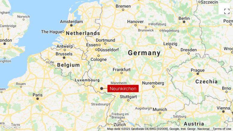 German police arrest couple suspected of trading newborn babies