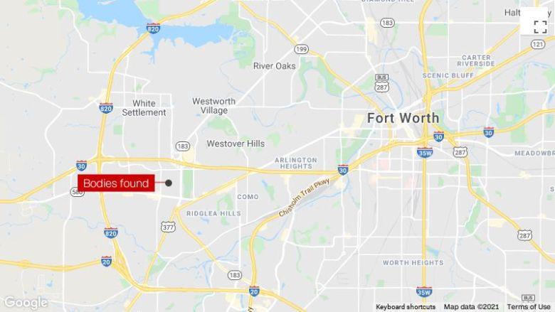 Tre corpi smembrati, compreso un bambino, trovato in un cassonetto in fiamme del Texas
