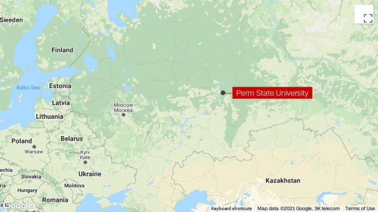5 people killed in shooting at Russian university